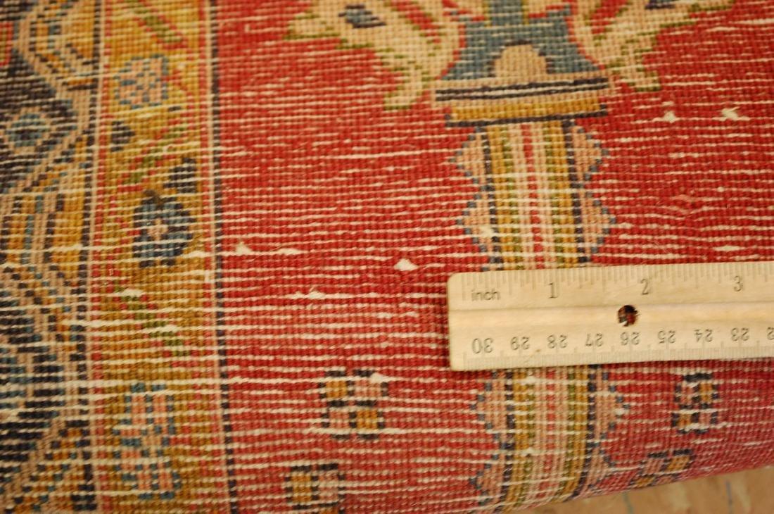 Master Piece Persian Sarouk Rug 3.5x6 - 10