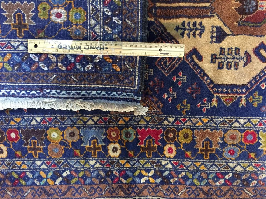 Tribal Persian Runner Rug 3x9.9 - 8