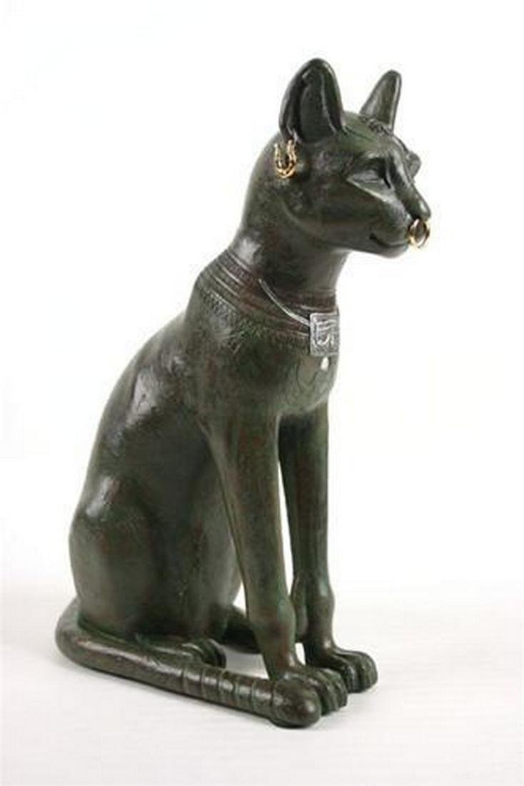 Art Egyptien The Gayer-Anderson Cat statue