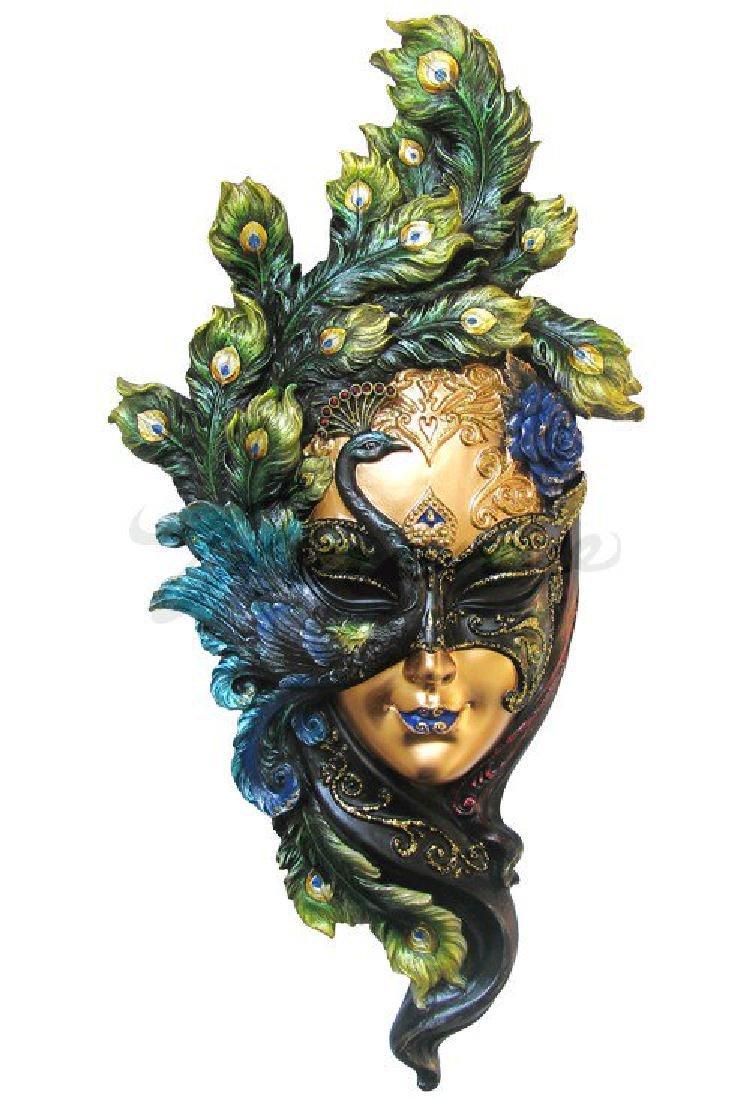 Venice Deco Mask Lady Elena