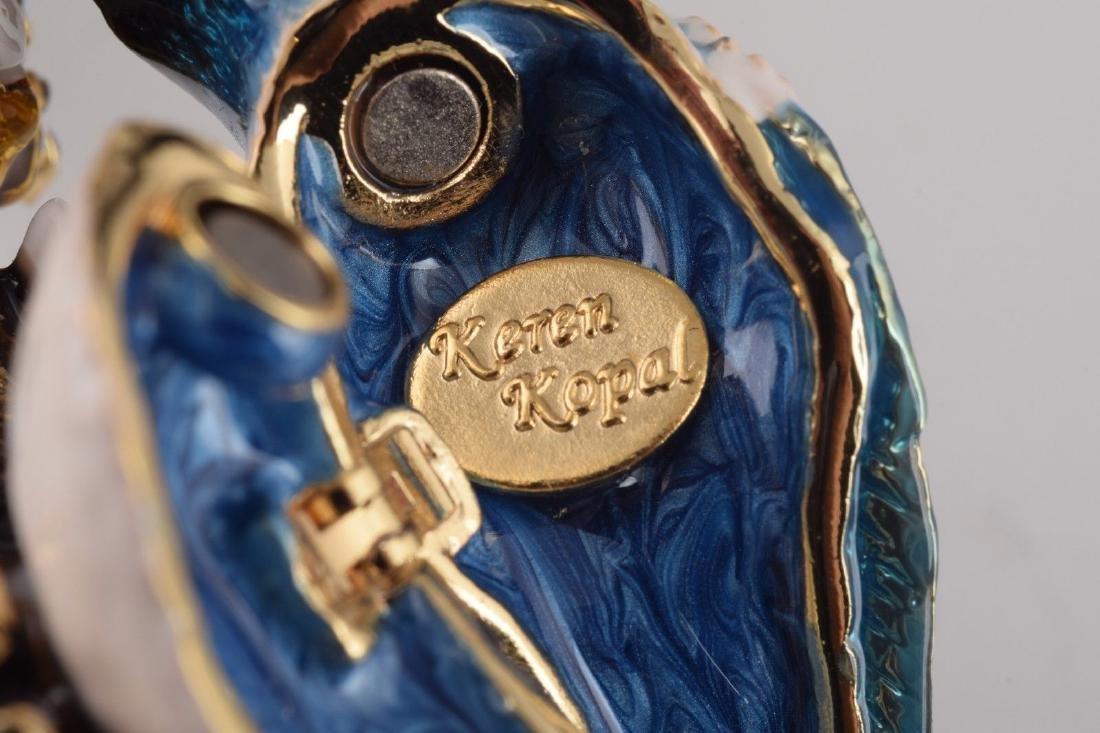 After Fabergé: Trinketbox Lovebirds - 6