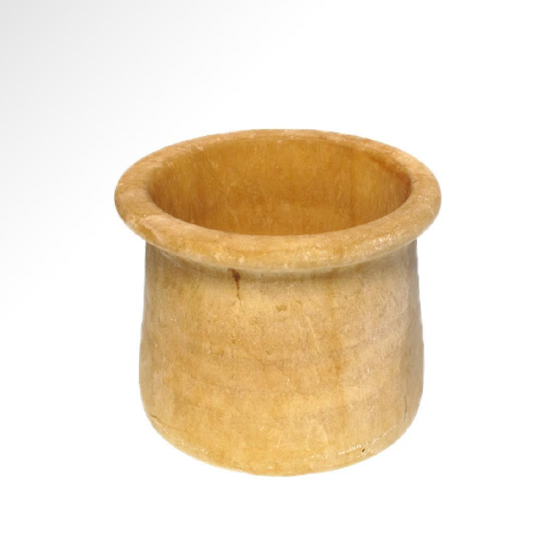 Bactrian Alabaster Bowl, c. 2000 B.C. - 3