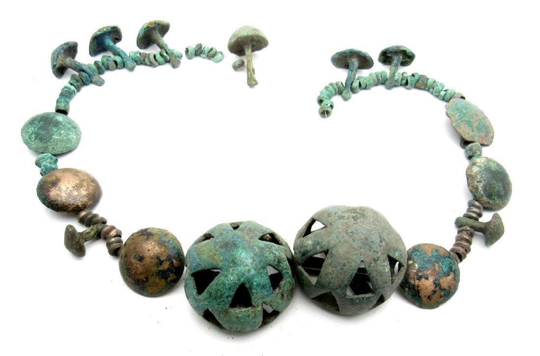 Giant Ancient Celtic Druid Necklace