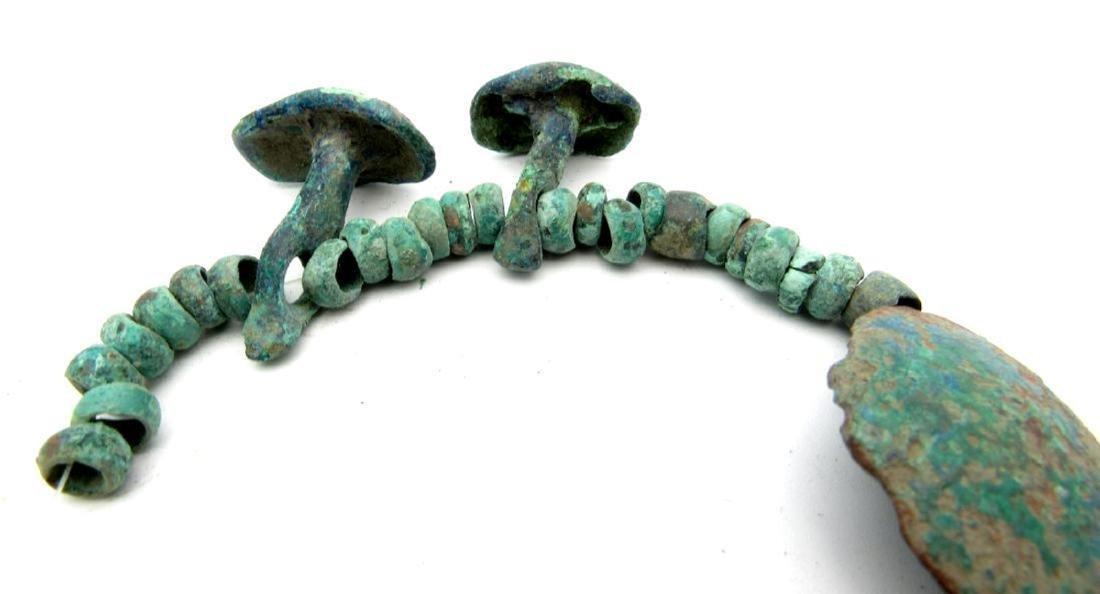 Giant Ancient Celtic Druid Necklace - 3