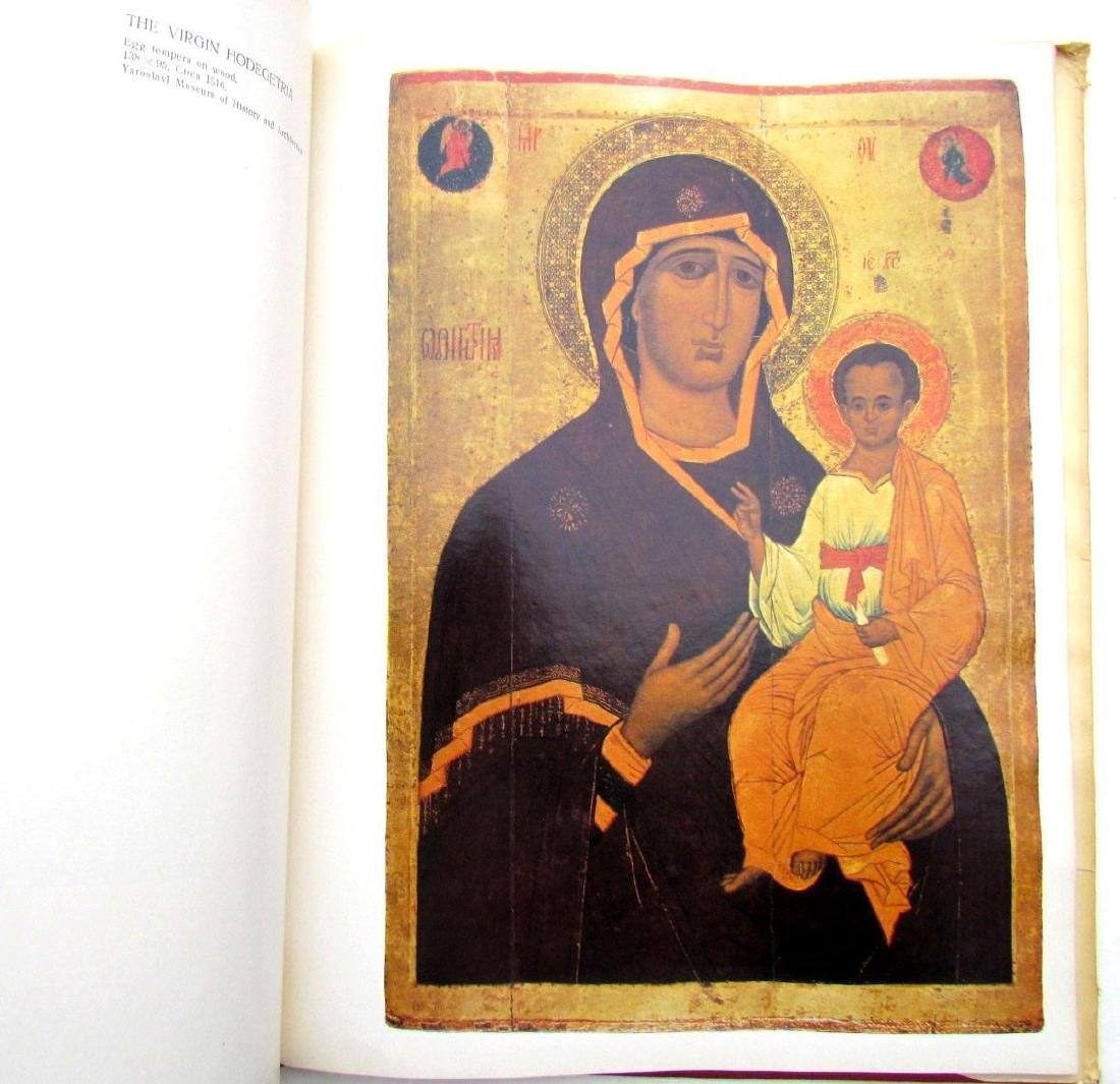 YAROSLAVIAN ICON PAINTING SCHOOL RUSSIAN ART & - 3