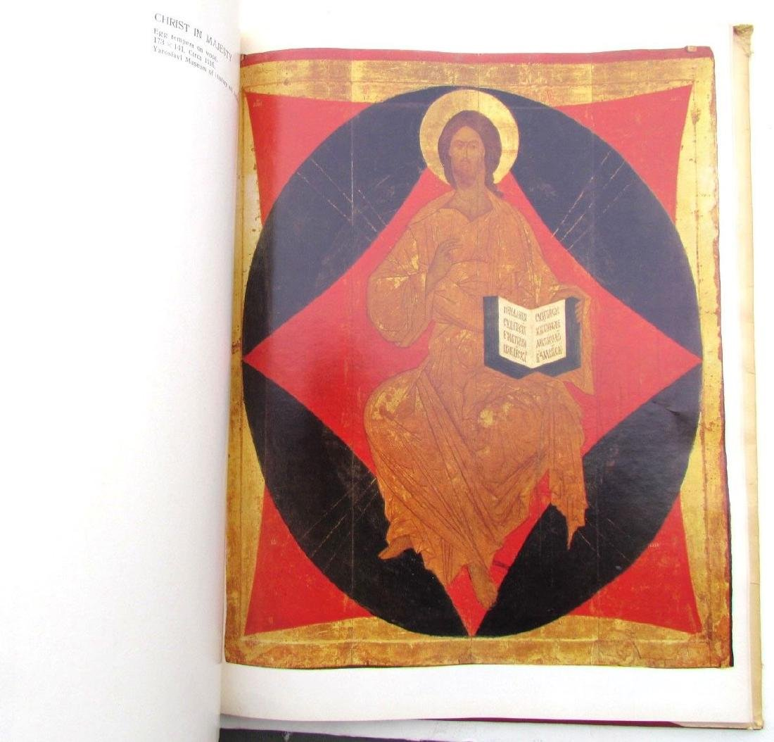 YAROSLAVIAN ICON PAINTING SCHOOL RUSSIAN ART & - 4