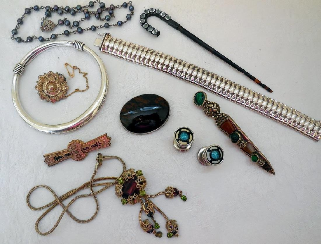 Antique & Vintage Lot of Jewelry