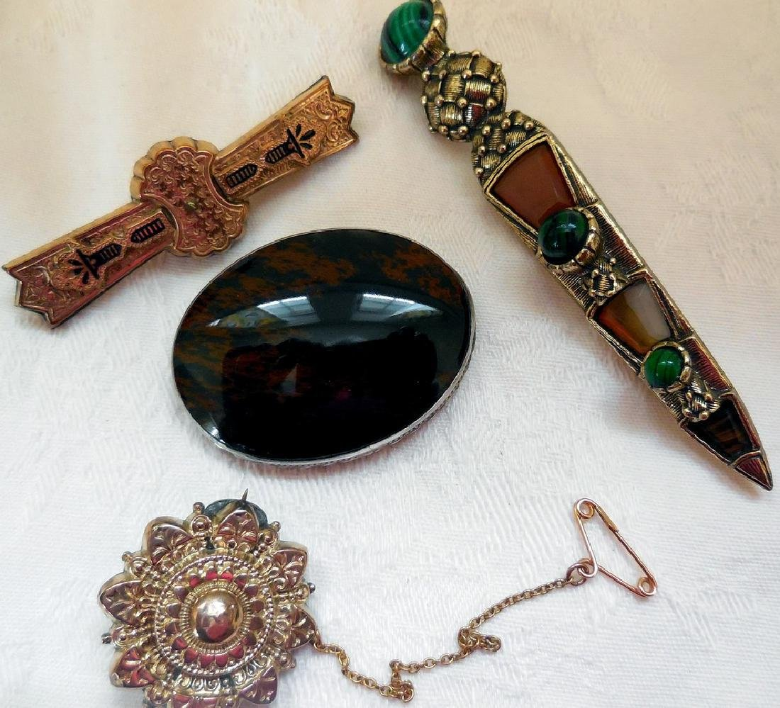 Antique & Vintage Lot of Jewelry - 2