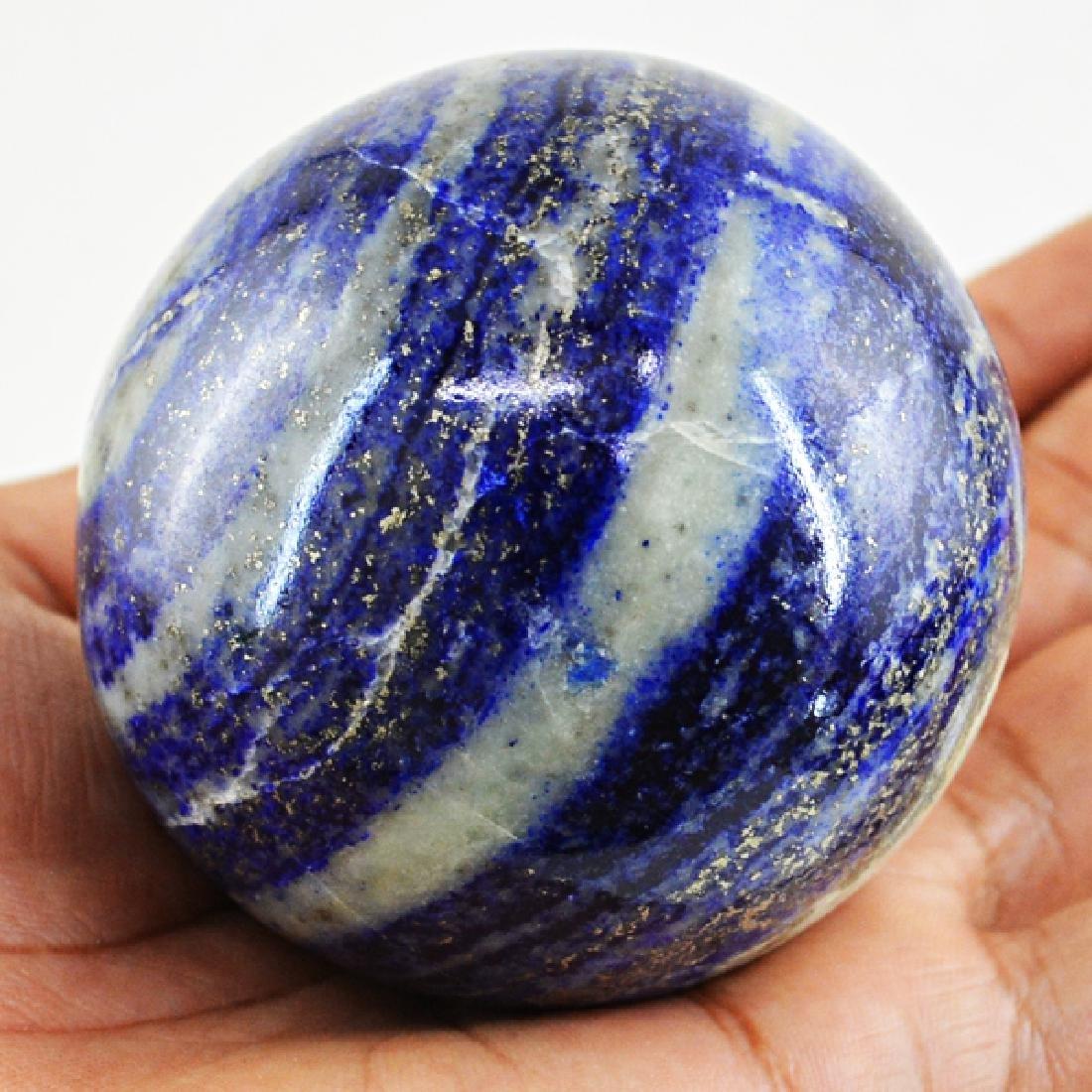 Lapis Lazuli Healing Ball