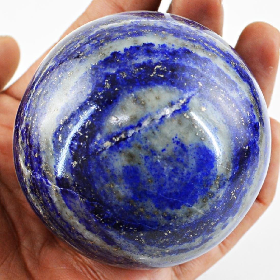 Lapis Lazuli Healing Ball - 2