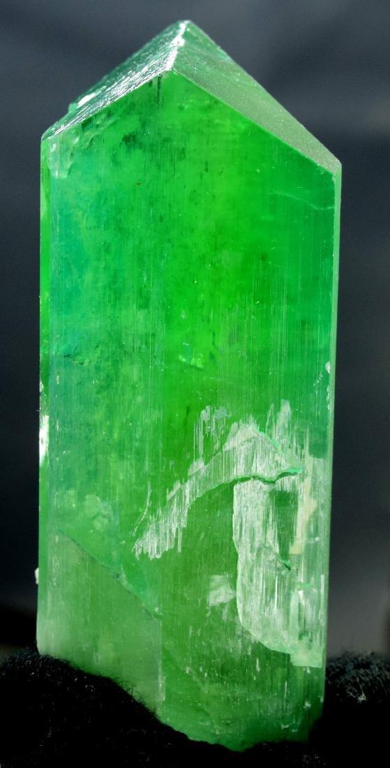 115 Gram v shape terminated and undamaged lush green - 3