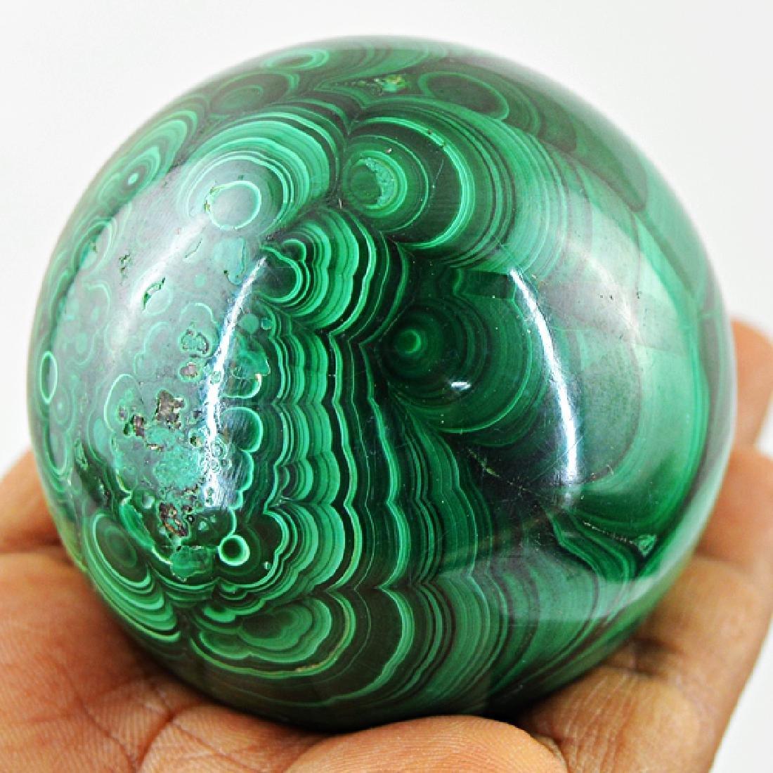 Malachite Healing Ball - 2