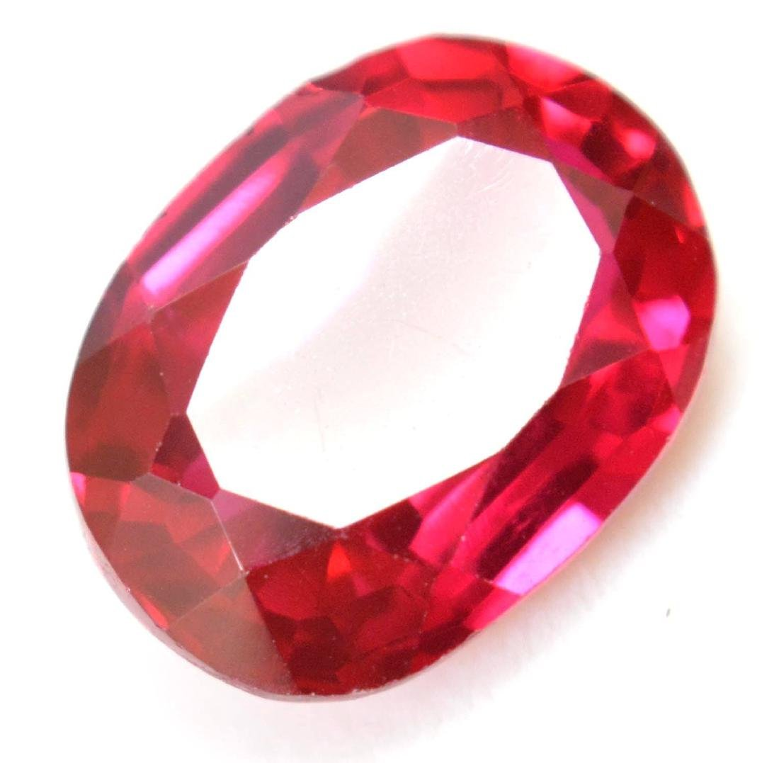 8.65 Ct Natural Red RUBY  AGSL Certified - 2