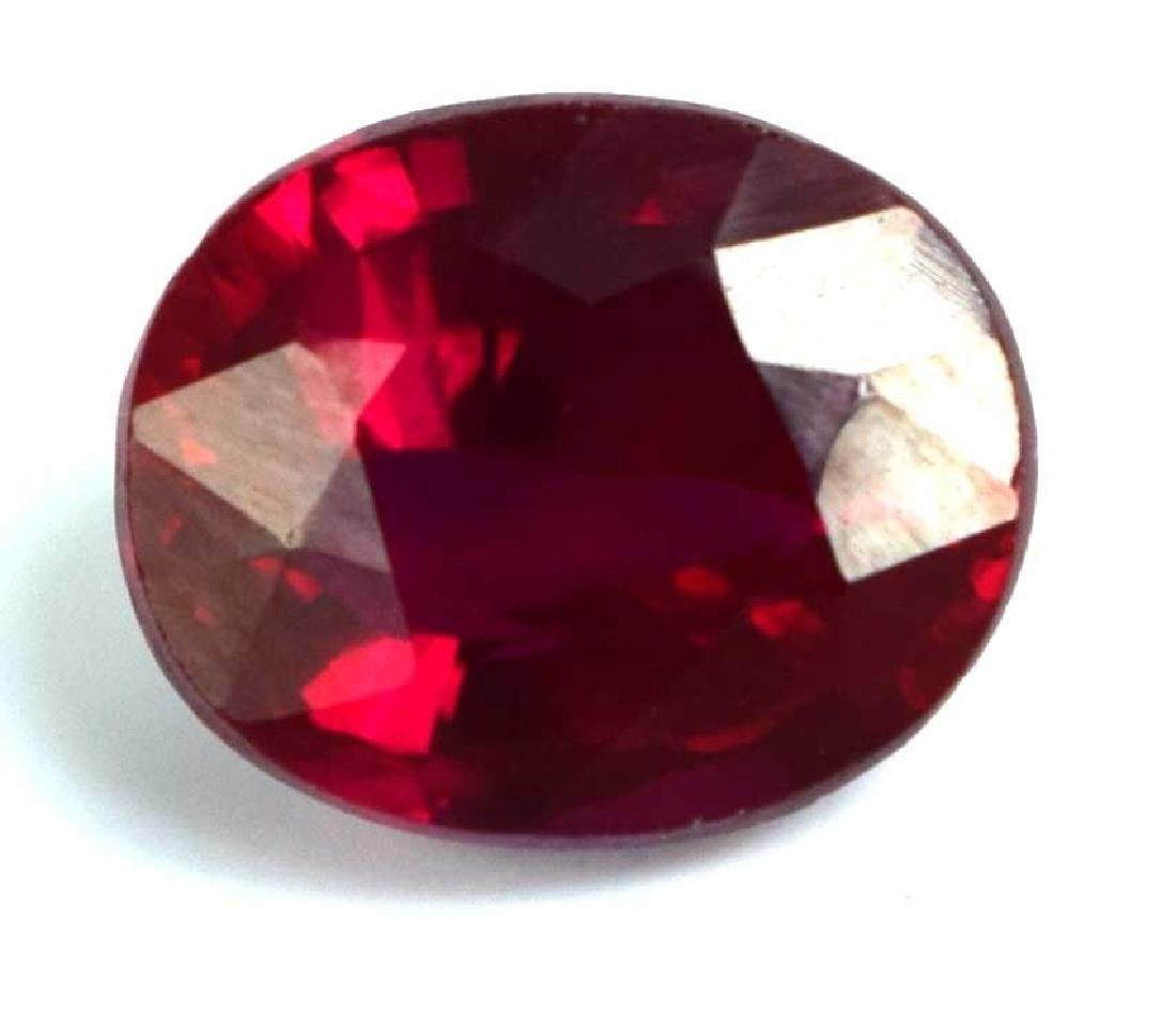 6.70 Ct Natural Red Spinel IGL Certified