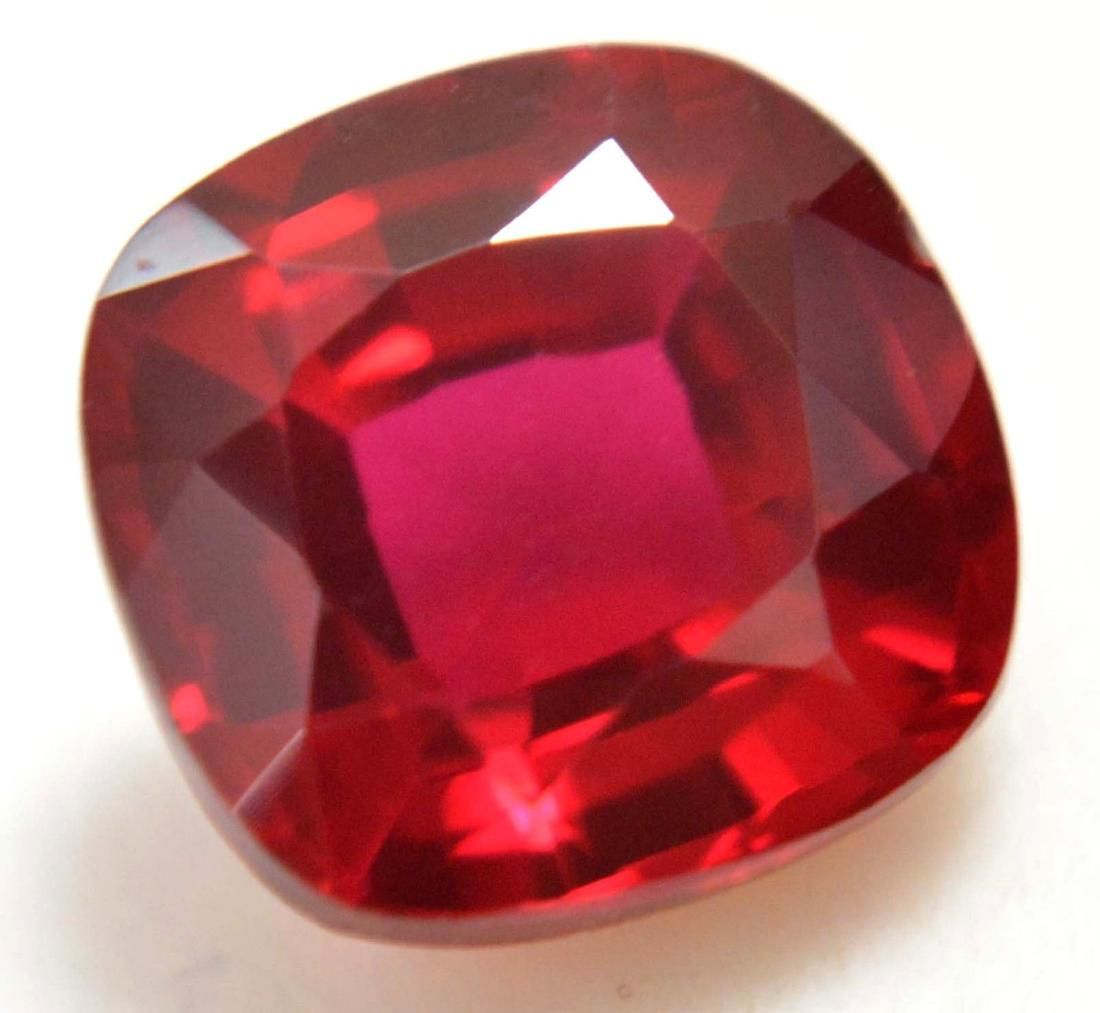 7.80 Ct Natural Red RUBY AGSL Certified