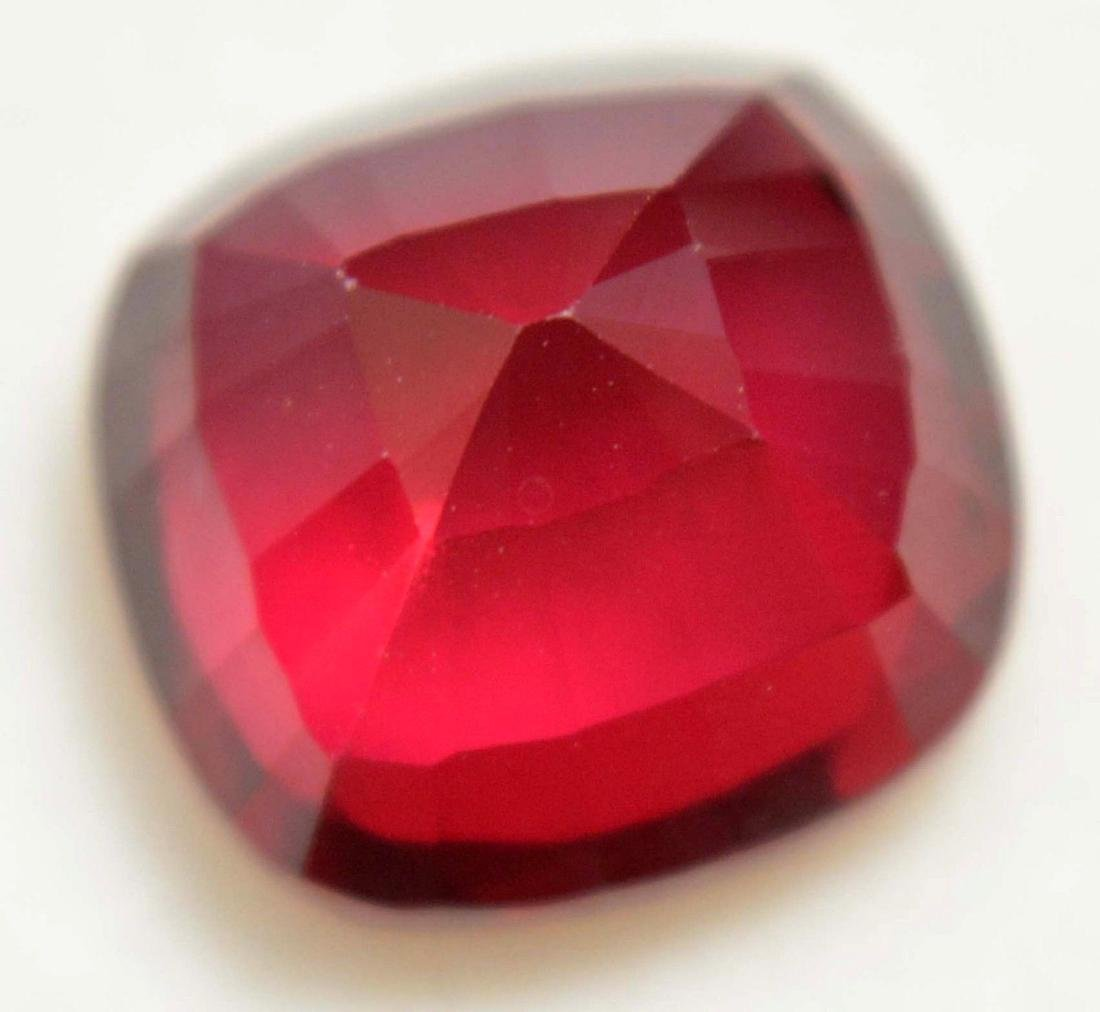 7.80 Ct Natural Red RUBY  AGSL Certified - 3