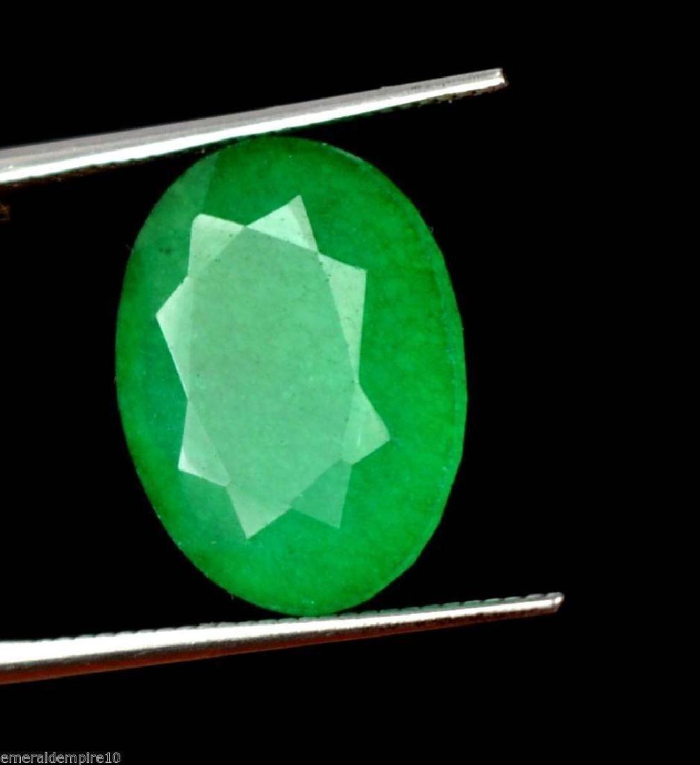 7.20 Ct Natural IGL Certified Green Emerald