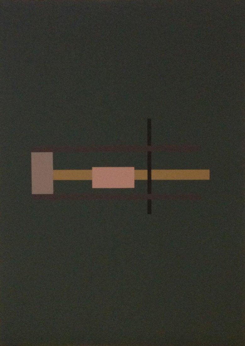 Gustavo Torner - Lithograph 1972
