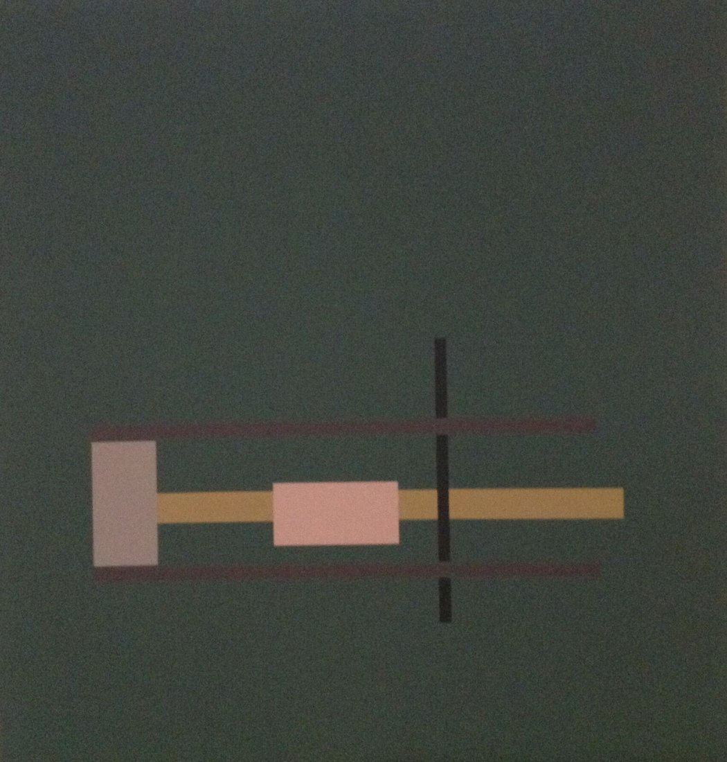 Gustavo Torner - Lithograph 1972 - 2