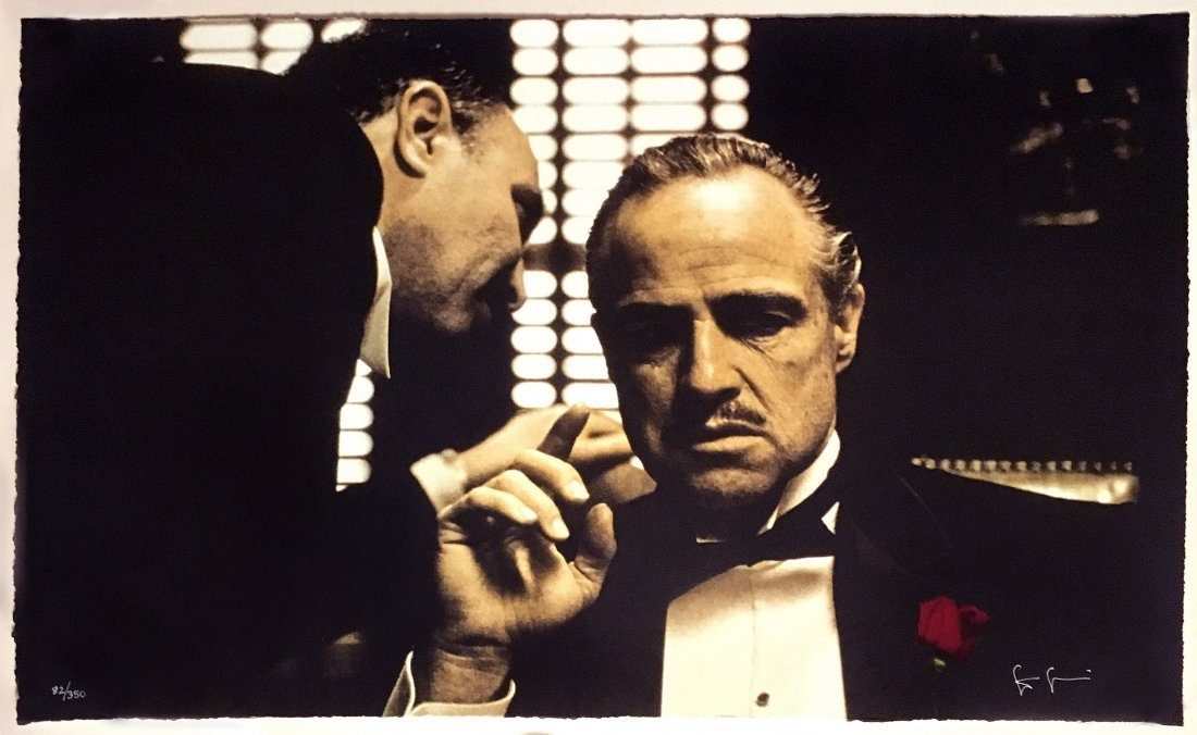 Marlon Brando, The Godfather, 1972