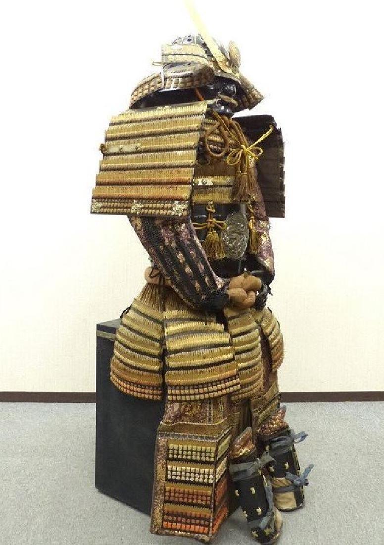 Mighty Japanese Samurai Dragon - 4