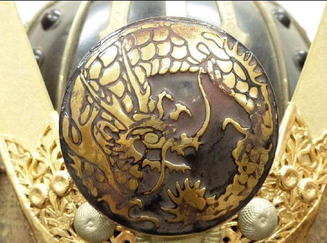 Mighty Japanese Samurai Dragon - 5