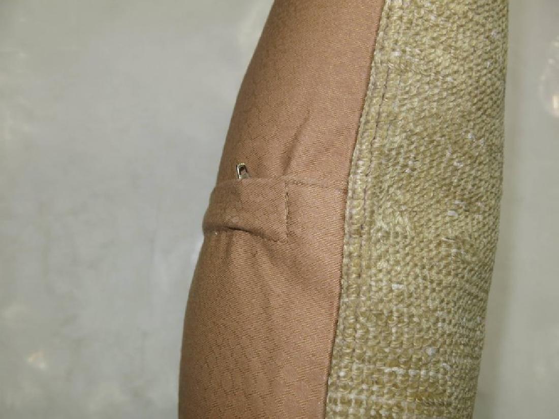 Vintage Oushak Rug Pillow 9x1.8x1.8 - 2