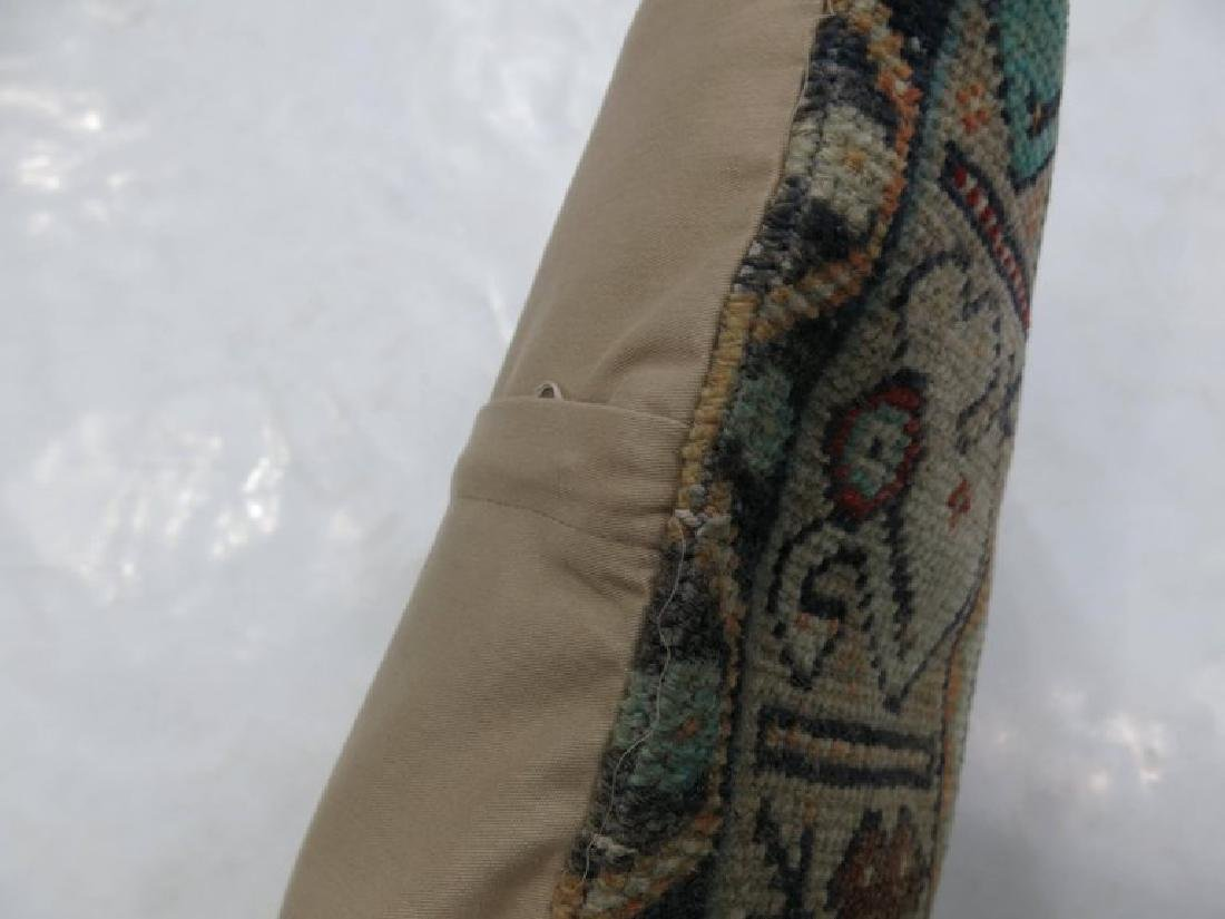 Turkish Anatolian Rug Pillow 1.4x1.6x1.6 - 2