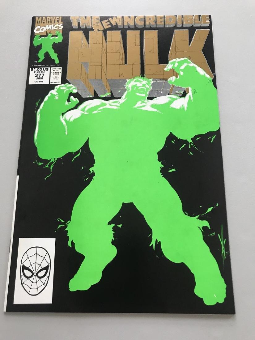 Incredible Hulk (1962-1999 1st Series) #377B 377