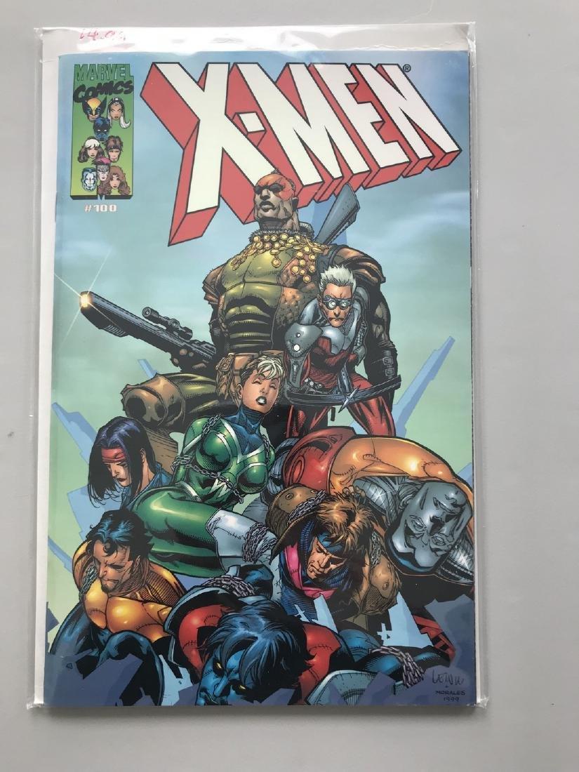 X-Men (1991 1st Series) #100H