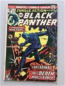 Jungle Action (1972 Marvel) #11 Black Panther