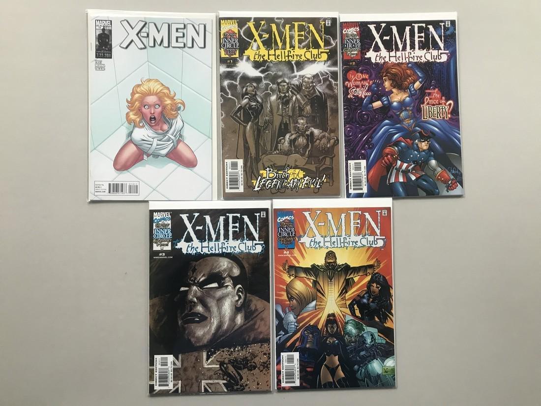 Lot of 11 100th Anniversary Special X-Men (2014) #1B - 2