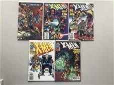Lot of 10 X-Men (1991 1st Series) #50-77 Marvel