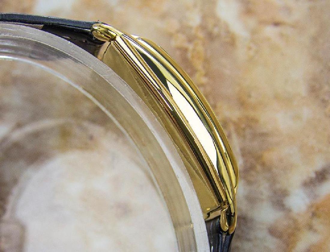 Bulova Rare Beautiful 1950s Mid Size Manual Gold Filled - 5