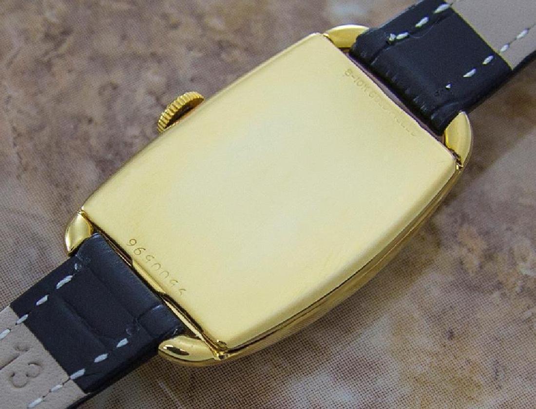 Bulova Rare Beautiful 1950s Mid Size Manual Gold Filled - 7