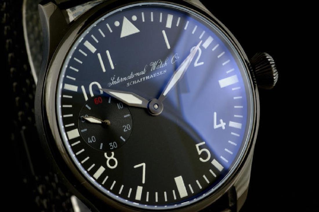 IWC International Watch Co Schaffhausen Military - 2