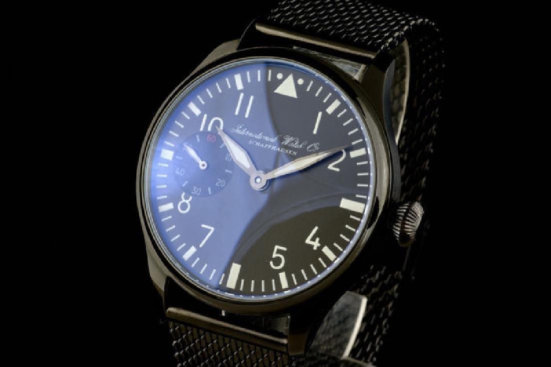 IWC International Watch Co Schaffhausen Military - 9