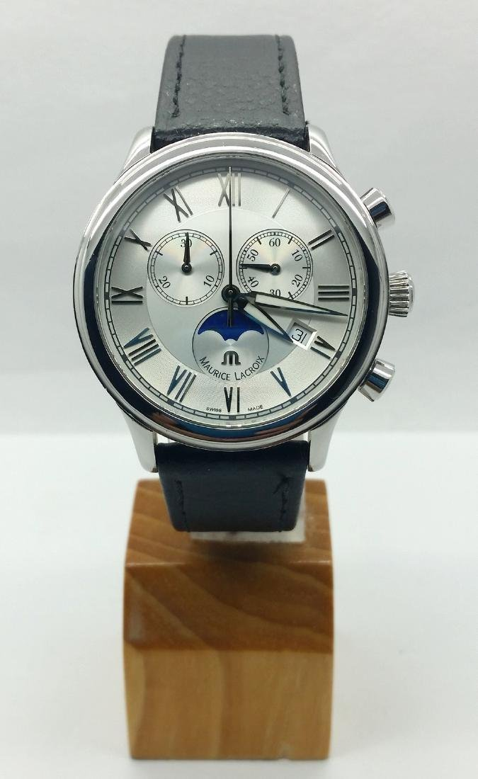 Maurice Lacroix Moonphase chronograph - 2