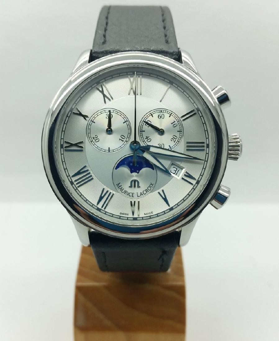 Maurice Lacroix Moonphase chronograph - 3