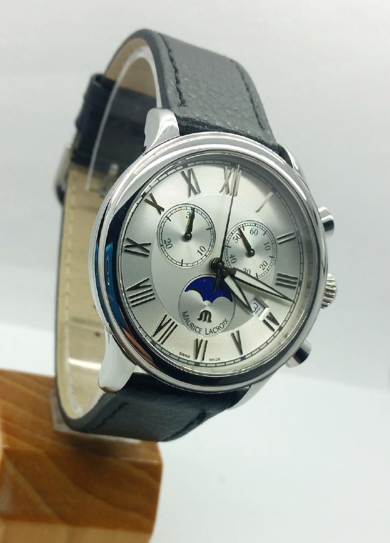Maurice Lacroix Moonphase chronograph - 4