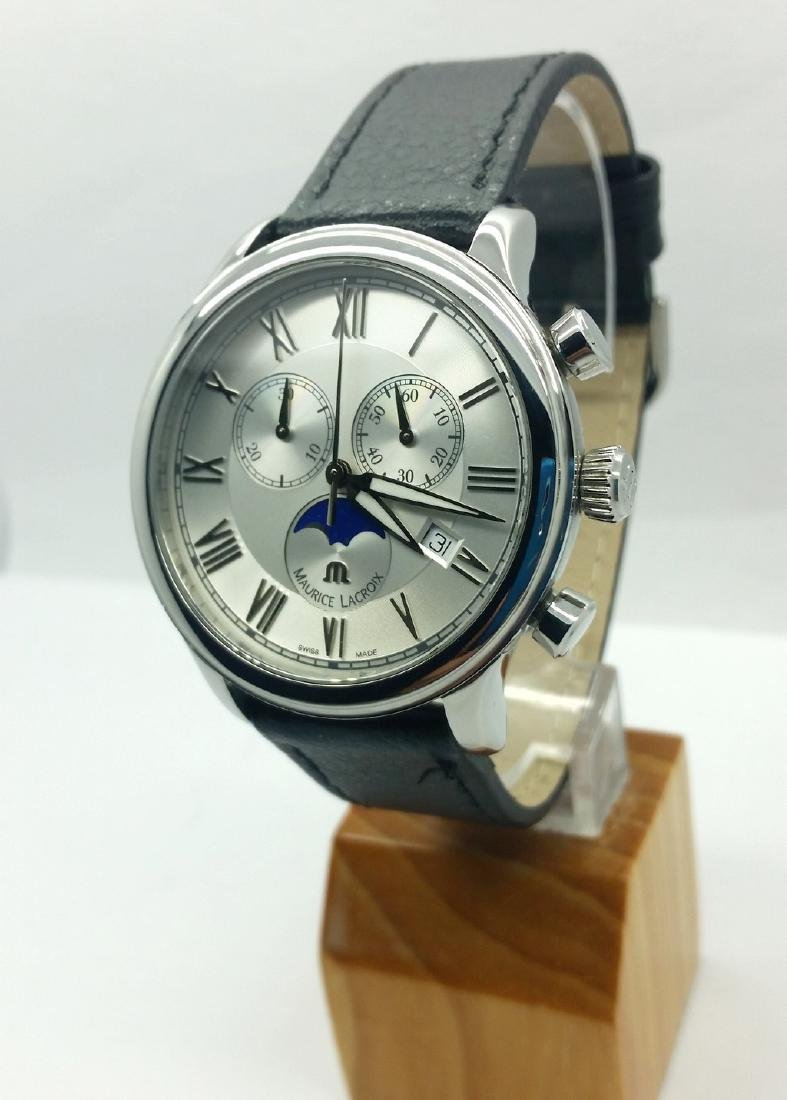 Maurice Lacroix Moonphase chronograph - 5