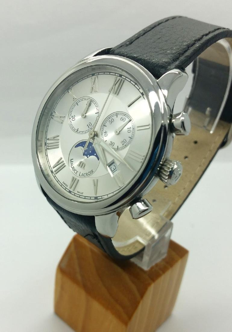 Maurice Lacroix Moonphase chronograph - 6