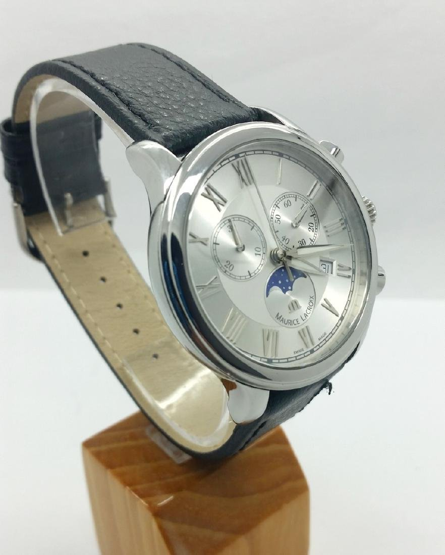 Maurice Lacroix Moonphase chronograph - 7