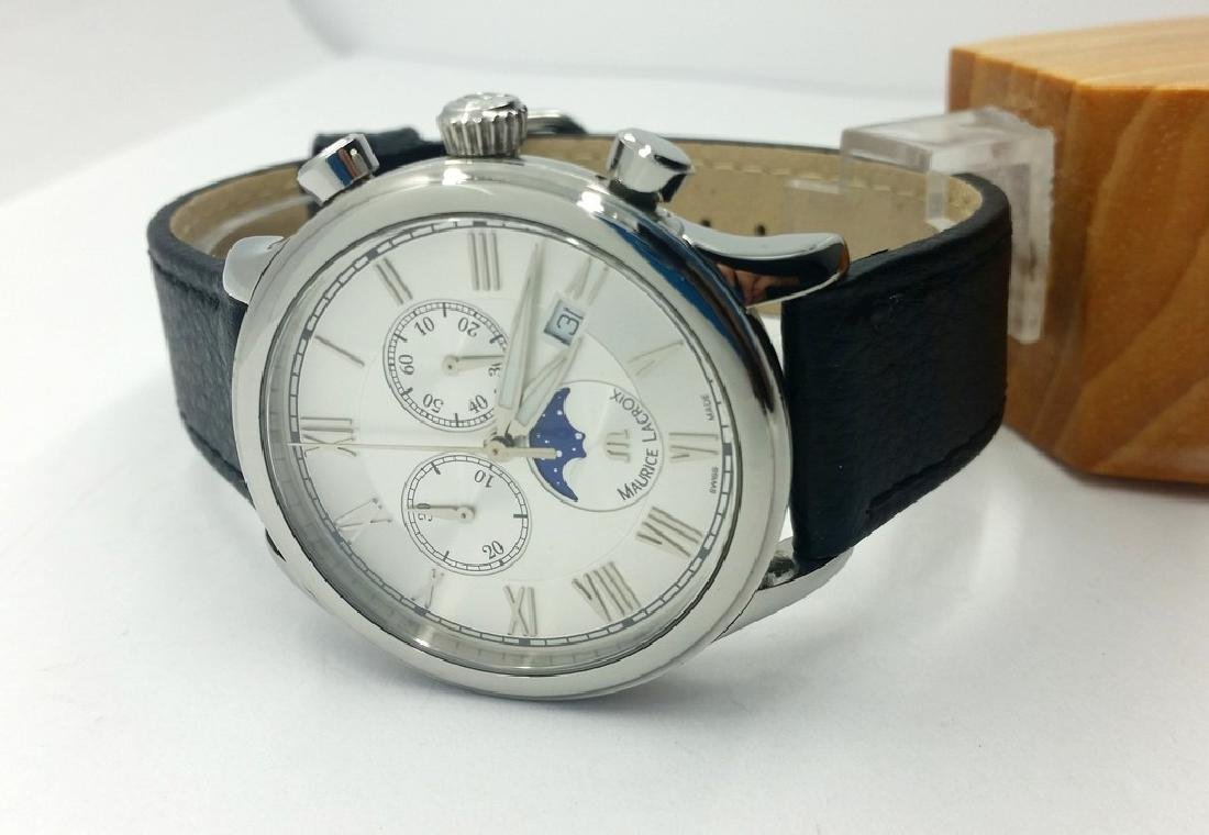 Maurice Lacroix Moonphase chronograph - 9