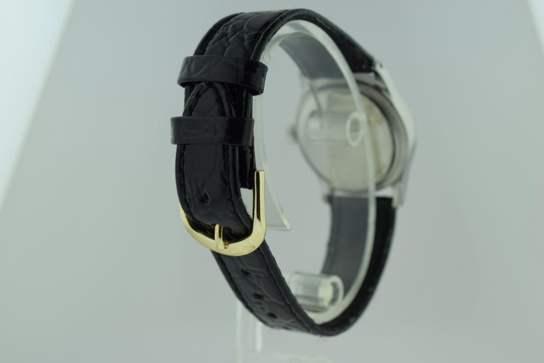 Rolex Essex Stainless Steel 24 Hour Watch, 1940s - 5