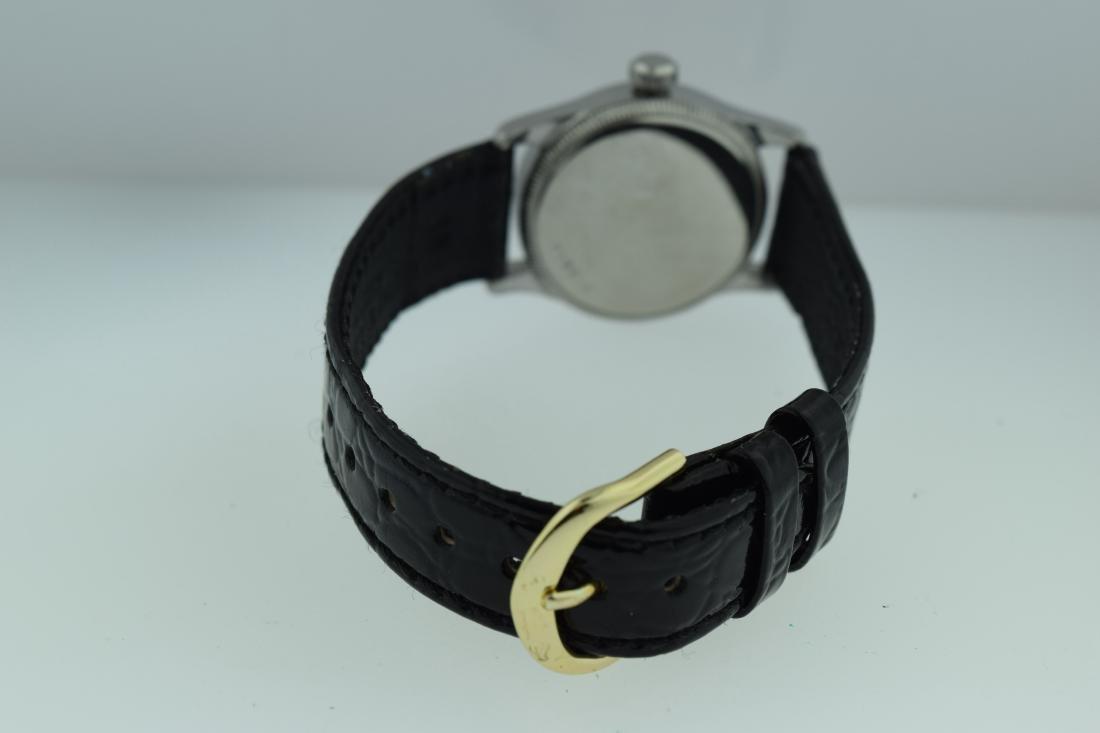 Rolex Essex Stainless Steel 24 Hour Watch, 1940s - 6