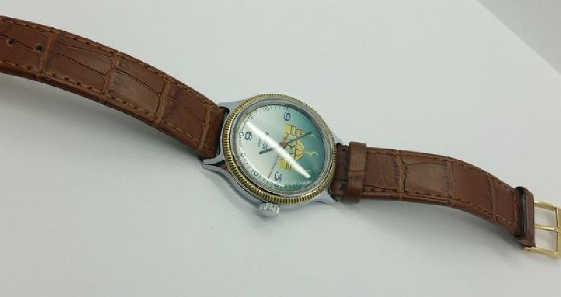 Vostok figured dial vintage wristwatch - 10