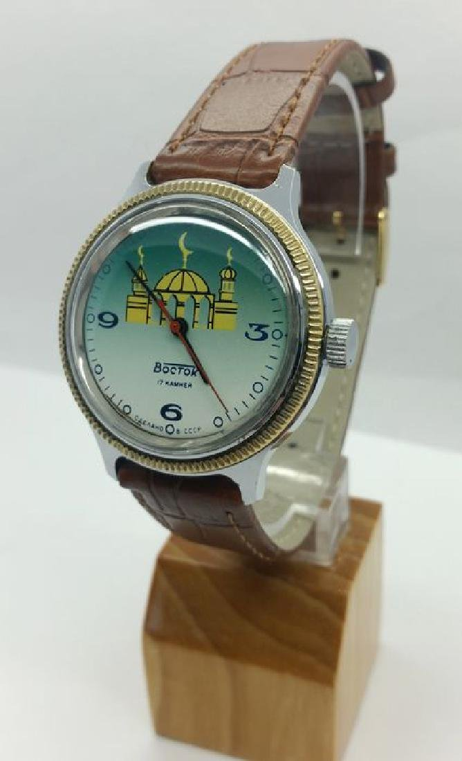 Vostok figured dial vintage wristwatch - 2