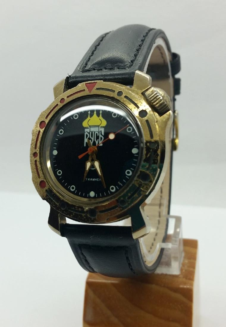 Vostok vintage wristwatch - 3