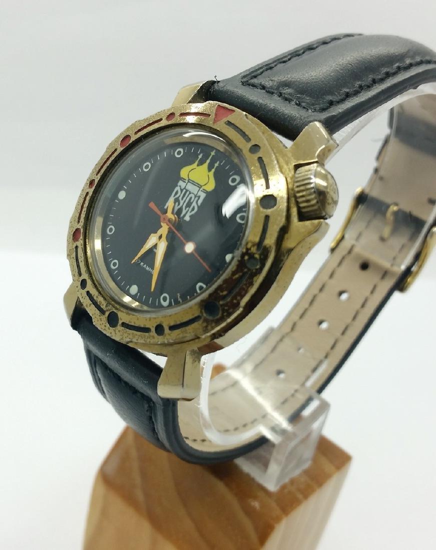 Vostok vintage wristwatch - 4